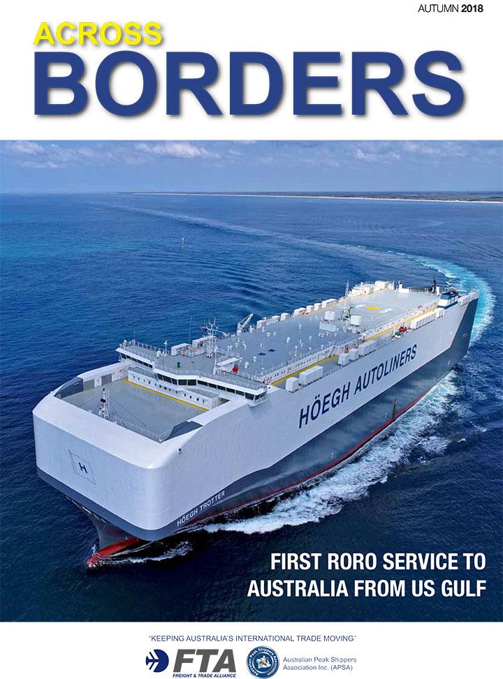 across borders cover autumn 2018